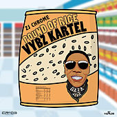 Pound of Rice - Single by VYBZ Kartel