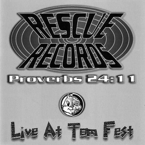 Live At Tomfest 1997 by Various Artists