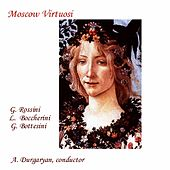 Moscow Virtuosi. Rossini/Boccherini/Bottesini von Various Artists