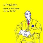 Stravinsky. Sacre du Printemps/Jeu de Cartes de USSR State Symphony Orchestra
