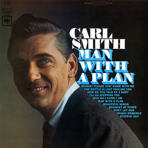 Man with a Plan by Carl Smith