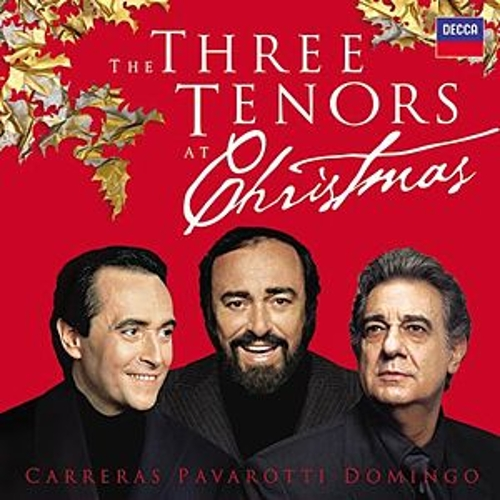 The Three Tenors At Christmas by Various Artists