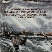 Hummel: Piano Sonatas Volume 1 by Ian Hobson
