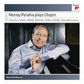 Murray Perahia Plays Chopin by Murray Perahia