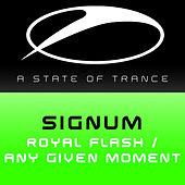Royal Flash - Any Given Moment von Signum