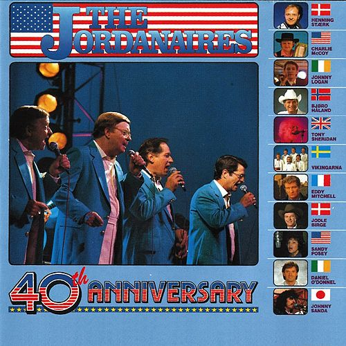 40th Anniversary by The Jordanaires