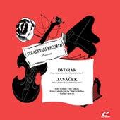 Dvořák: Piano Quartet No. 2 in E-Flat Major, Op. 87 - Janáček: String Quartet No. 2,