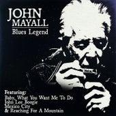 Blues Legend John Mayall von John Mayall