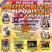 Das große Musikantentreffen - Folge 16 van Various Artists