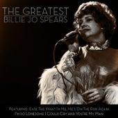The Greatest Billie Jo Spears by Billie Jo Spears