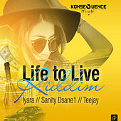 Life to Live Riddim by Various Artists