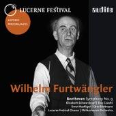 Lucerne Festival Historic Performances: Wilhelm Furtwängler (Beethoven: Symphony No. 9) by Various Artists