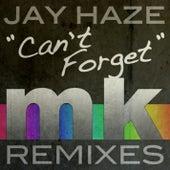 Can't Forget - The MK Remixes von Jay Haze