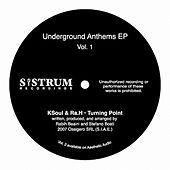 Underground Anthems Vol. 1 by Various Artists