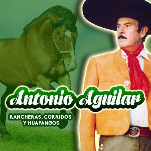 Rancheras, Corridos y Huapangos by Antonio Aguilar