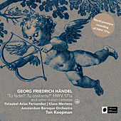 'Tu Fedel? Tu Costante?' HWV 171a and Other Italian Cantatas by Klaus Mertens