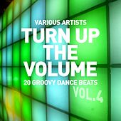 Turn up the Volume (20 Groovy Dance Beats), Vol. 4 de Various Artists