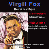 Oeuvres pour Orgue de Virgil Fox