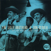 On The Radio 1952-1953 by Lilly Brothers