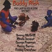 The Last Blues Album, Vol. 1 de Buddy Rich