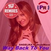 Egyptian Love (DJ Adword Remix: Metapop Remixes) by Angelika