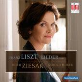 Liszt: Lieder by Ruth Ziesak