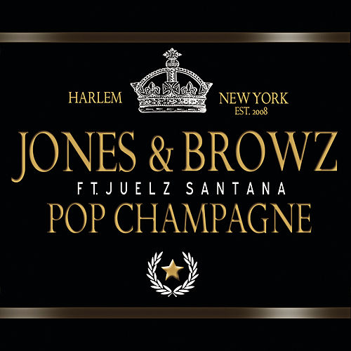 Pop Champagne by Ron Browz