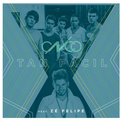 Tan Fácil (Spanish-Portuguese Version) by CNCO