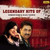 Legendary Hits of Kumar Sanu & Alka Yagnik by Kumar Sanu