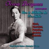 Airs et Mélodies du 18ème siècle de Teresa Berganza