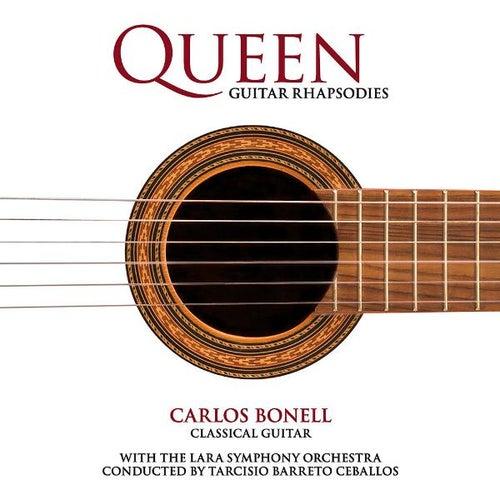 Queen Guitar Rhapsodies by Carlos Bonell
