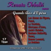 Grands Airs d'Opéras by Renata Tebaldi