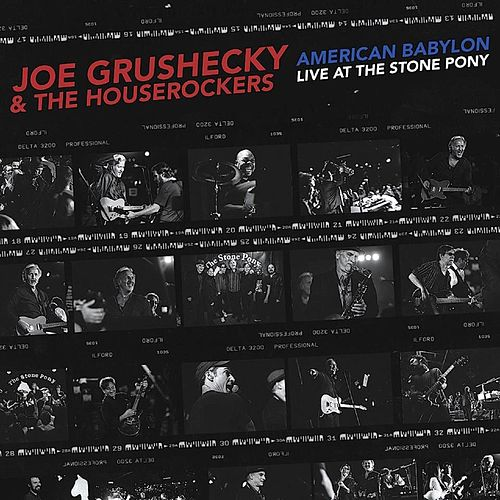 American Babylon (Live at the Stone Pony) by Joe Grushecky