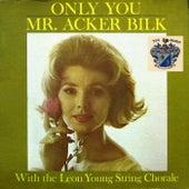 Only You de Acker Bilk