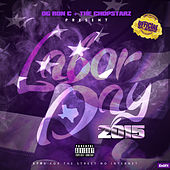 Labor Day 2015 Reg de Various Artists
