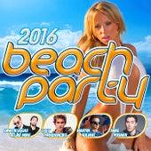 Beach Party 2016 de Various Artists