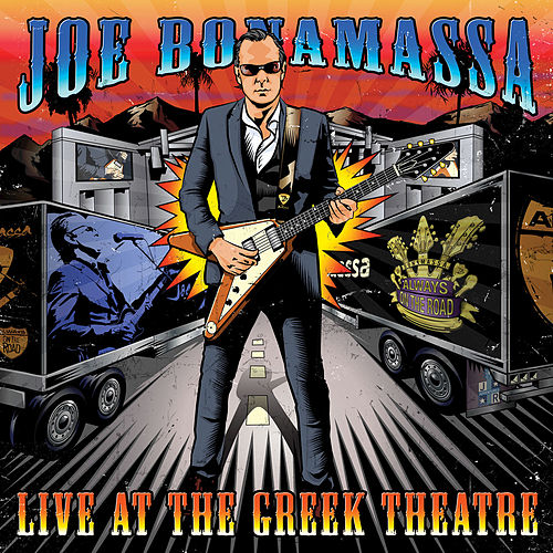 Live at the Greek Theatre de Joe Bonamassa