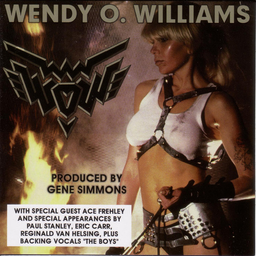 WOW by Wendy O. Williams