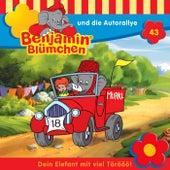 Folge 43: und die Autorallye von Benjamin Blümchen