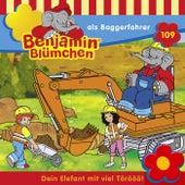 Folge 109: als Baggerfahrer von Benjamin Blümchen