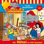 Folge 127: in der Musikschule von Benjamin Blümchen