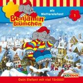 Folge 1: als Wetterelefant von Benjamin Blümchen