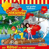 Folge 131: auf großer Floßfahrt von Benjamin Blümchen