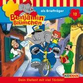 Folge 12: als Briefträger von Benjamin Blümchen