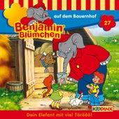 Folge 27: auf dem Bauernhof von Benjamin Blümchen