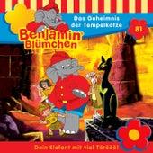 Folge 81: Das Geheimnis der Tempelkatze von Benjamin Blümchen
