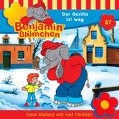 Folge 37: Der Gorilla ist weg von Benjamin Blümchen
