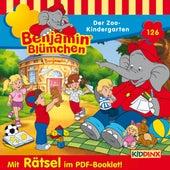 Folge 126: Der Zoo-Kindergarten von Benjamin Blümchen