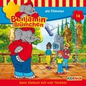 Folge 14: als Filmstar von Benjamin Blümchen