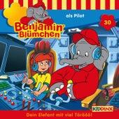 Folge 30: als Pilot von Benjamin Blümchen
